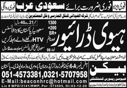 Excellent Bahrain visa jobs