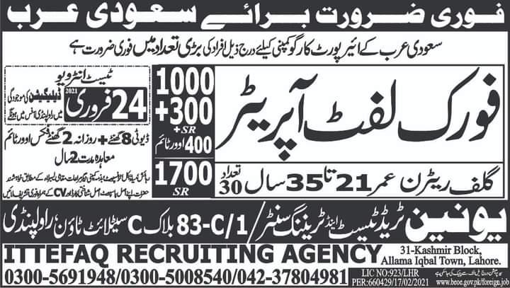 Latest Telecom Company Visa Jobs
