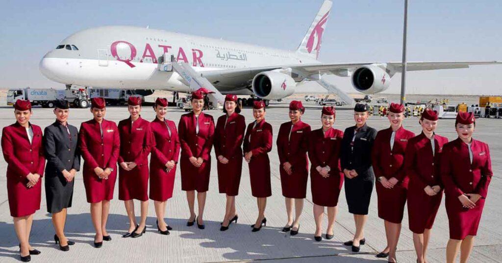 Qatar Airways Jobs in Doha 2021