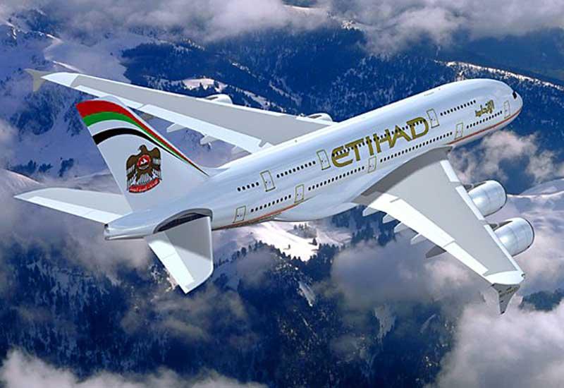 Etihad Airways 600 Vacancies in Dubai