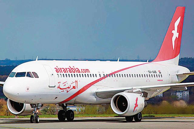 Air Arabia 600 vacancies 2021